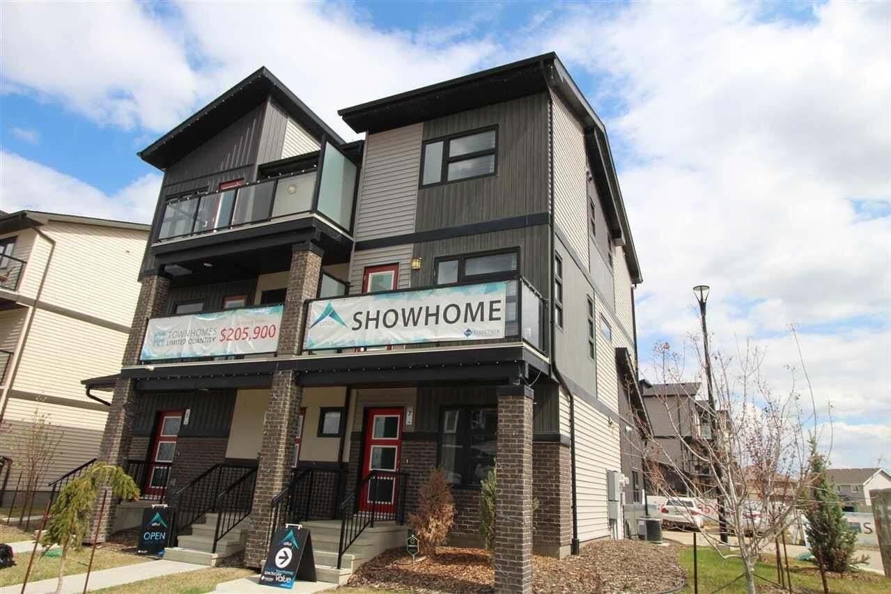 Townhouse for sale at 1203 163 St SW Unit 5 Edmonton Alberta - MLS: E4199577