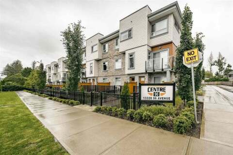 Townhouse for sale at 13328 96 Ave Unit 5 Surrey British Columbia - MLS: R2466666