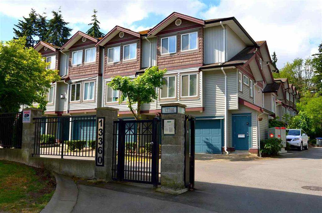 For Sale: 5 - 13360 King George Boulevard, Surrey, BC | 3 Bed, 3 Bath Townhouse for $589,000. See 1 photos!