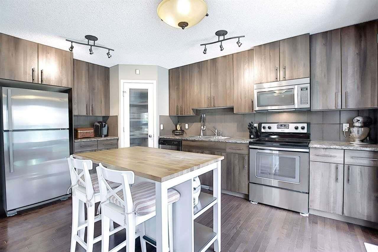 Townhouse for sale at 13838 166 Av NW Unit 5 Edmonton Alberta - MLS: E4202071