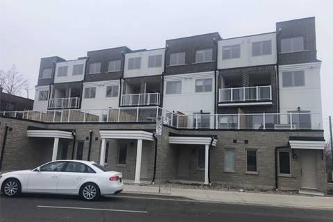 Townhouse for rent at 1548 Kingston Rd Unit 5 Toronto Ontario - MLS: E4412494