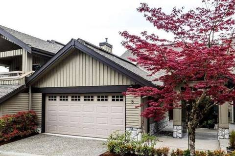 Townhouse for sale at 1550 Larkhall Cres Unit 5 North Vancouver British Columbia - MLS: R2430104