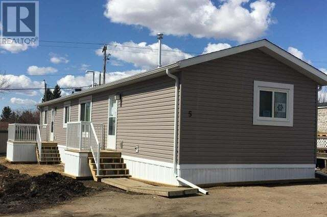 Residential property for sale at 1609 14th St Unit 5 Wainwright Alberta - MLS: 66520