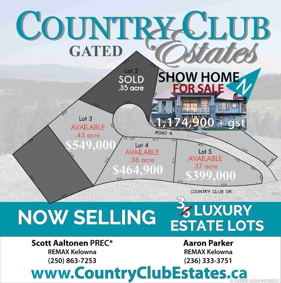 Home for sale at 1678 Country Club Dr Unit 5 Kelowna British Columbia - MLS: 10185051