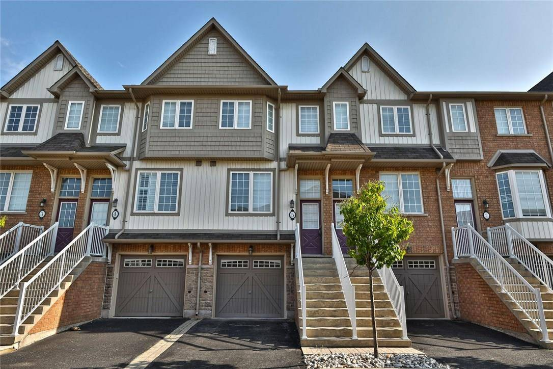 Townhouse for sale at 170 Dewitt Rd Unit 5 Stoney Creek Ontario - MLS: H4061727