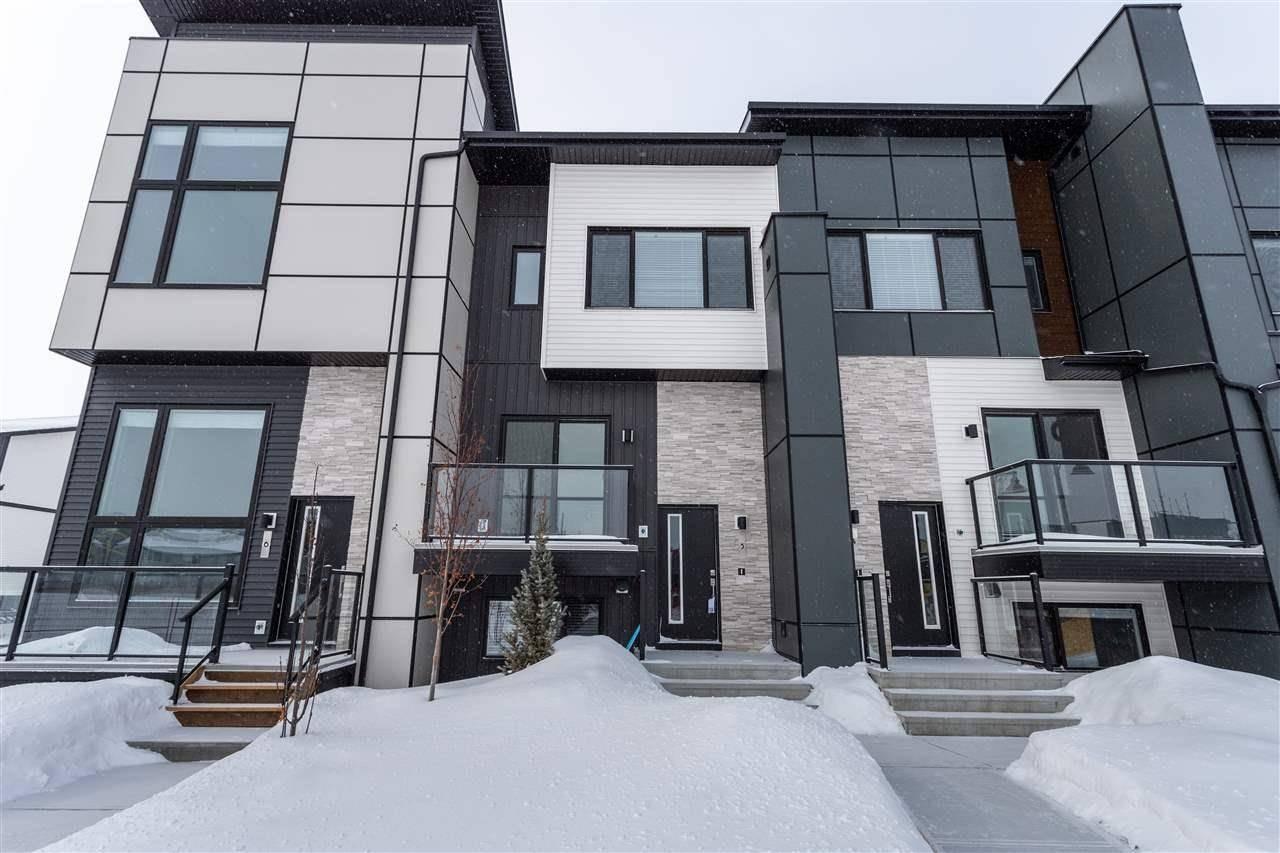 Townhouse for sale at 1729 Keene Cres Sw Unit 5 Edmonton Alberta - MLS: E4191463