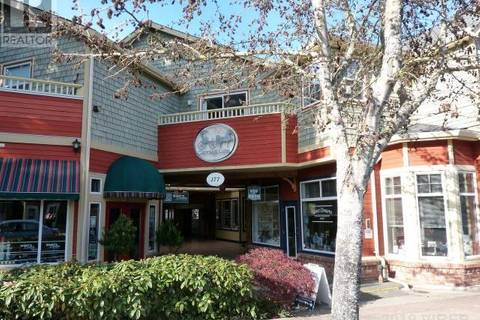 Commercial property for sale at 177 2nd Ave Unit 5 Qualicum Beach British Columbia - MLS: 453421