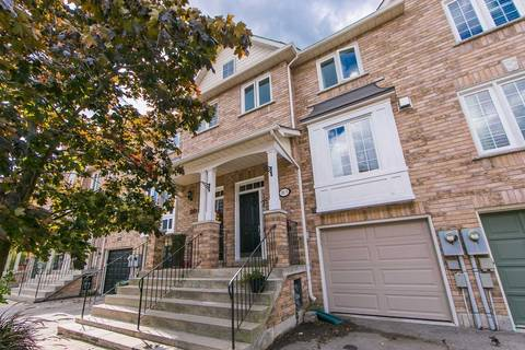 Townhouse for sale at 18 Skeens Ln Unit 5 Toronto Ontario - MLS: W4593908