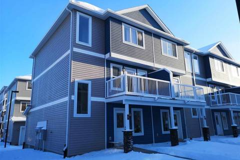 Townhouse for sale at 1816 Rutherford Rd Sw Unit 5 Edmonton Alberta - MLS: E4143434