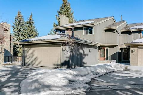 Townhouse for sale at 1901 Varsity Estates Dr Northwest Unit 5 Calgary Alberta - MLS: C4288381