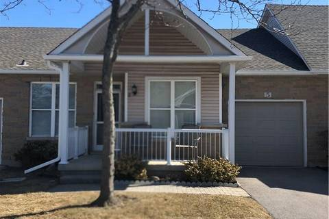 Townhouse for sale at 20 Kitty Murray Ln Unit 5 Ancaster Ontario - MLS: H4049166