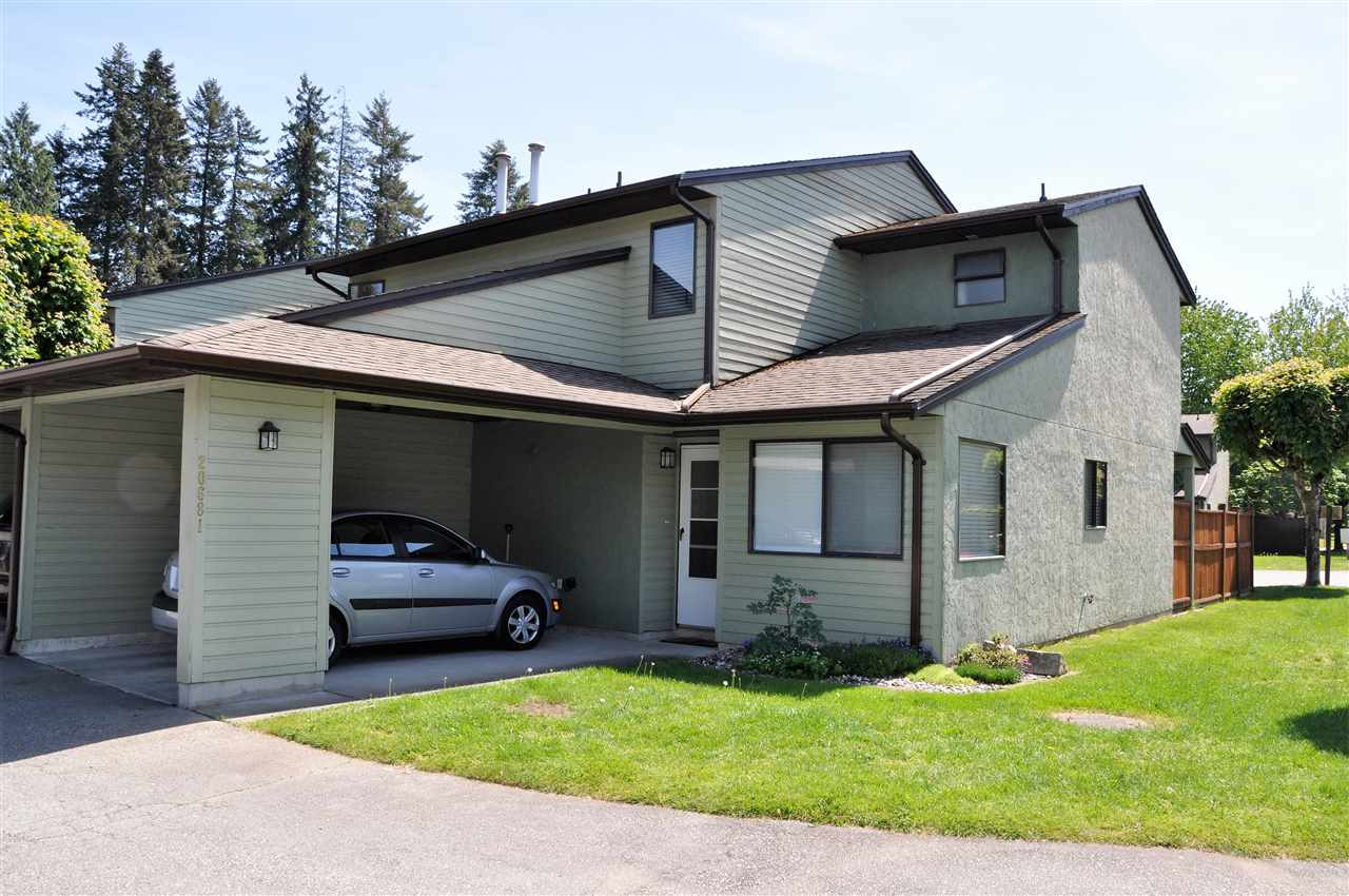 Sold: 5 - 20681 Thorne Avenue, Maple Ridge, BC