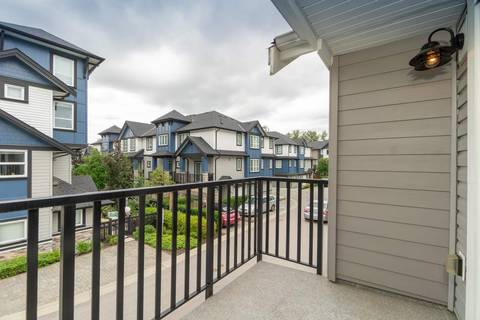 Townhouse for sale at 20856 76 Ave Unit 5 Langley British Columbia - MLS: R2423068