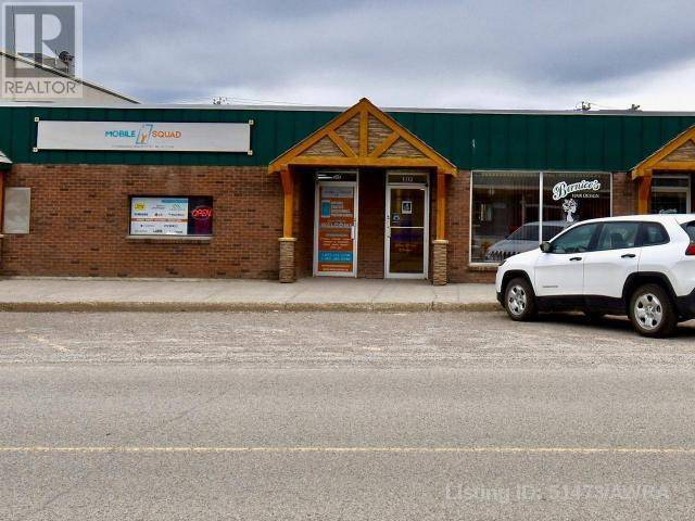 Commercial property for sale at 217 Pembina Ave Unit 5 Hinton Hill Alberta - MLS: 51473