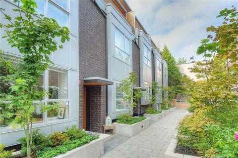 Townhouse for sale at 2188 W 8th Ave Unit 5 Vancouver British Columbia - MLS: R2471110