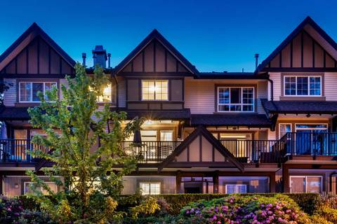 Townhouse for sale at 2200 Panorama Dr Unit 5 Port Moody British Columbia - MLS: R2371620