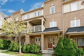 Townhouse for sale at 2321 Parkhaven Blvd Unit 5 Oakville Ontario - MLS: O4965401