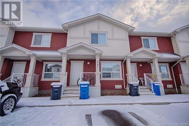 House for sale at 241 Silkstone Rte West Unit 5 Lethbridge Alberta - MLS: ld0190987