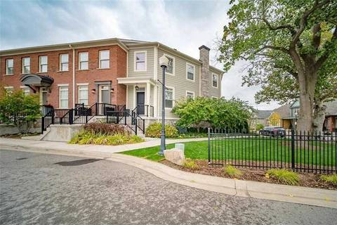 Condo for sale at 25 Willow Bank Common  St. Catharines Ontario - MLS: X4681876