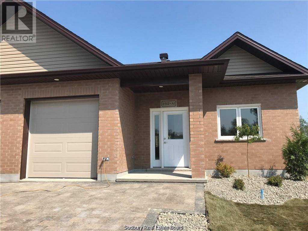 House for sale at 2512 Parkview Unit#  Unit 5 Azilda Ontario - MLS: 2084422