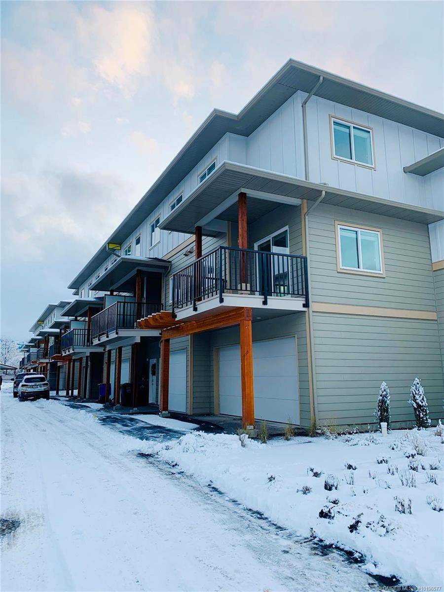 Townhouse for sale at 255 Taylor Rd Unit 5 Kelowna British Columbia - MLS: 10196577