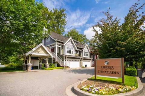Townhouse for sale at 2780 Acadia Rd Unit 5 Vancouver British Columbia - MLS: R2393273