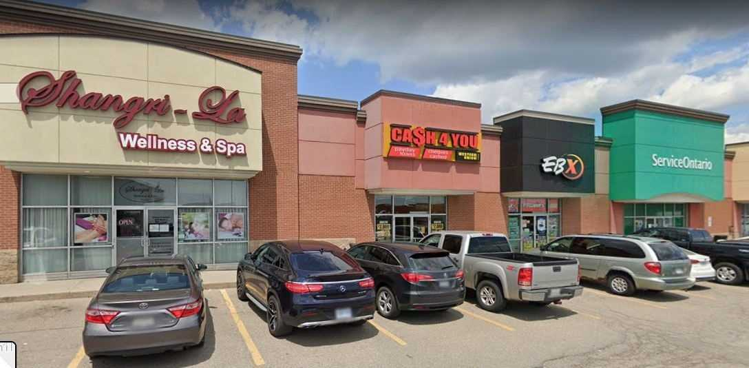 5-2880 Queen Street St, Brampton - Commercial Property For ...