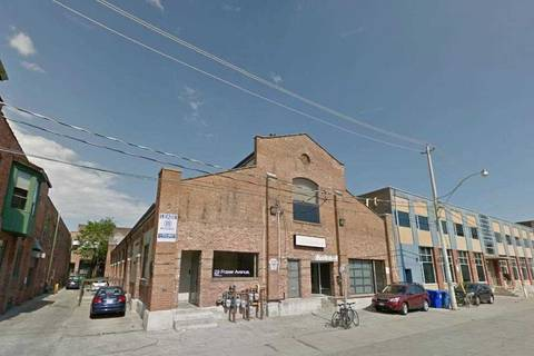 Commercial property for lease at 29 Fraser Ave Apartment 5 Toronto Ontario - MLS: C4504262