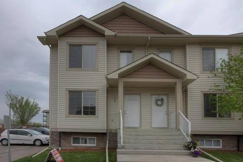 Townhouse for sale at 290 Spruce Ridge Rd Unit 5 Spruce Grove Alberta - MLS: E4158555
