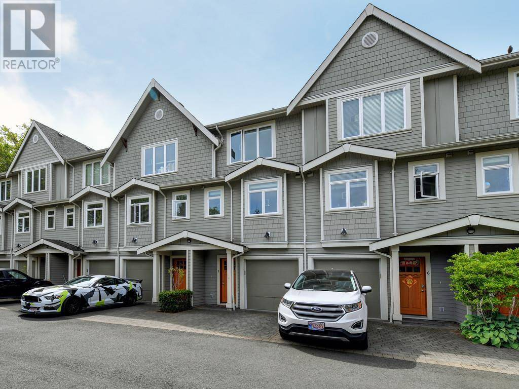 Townhouse for sale at 2918 Shelbourne St Unit 5 Victoria British Columbia - MLS: 416435