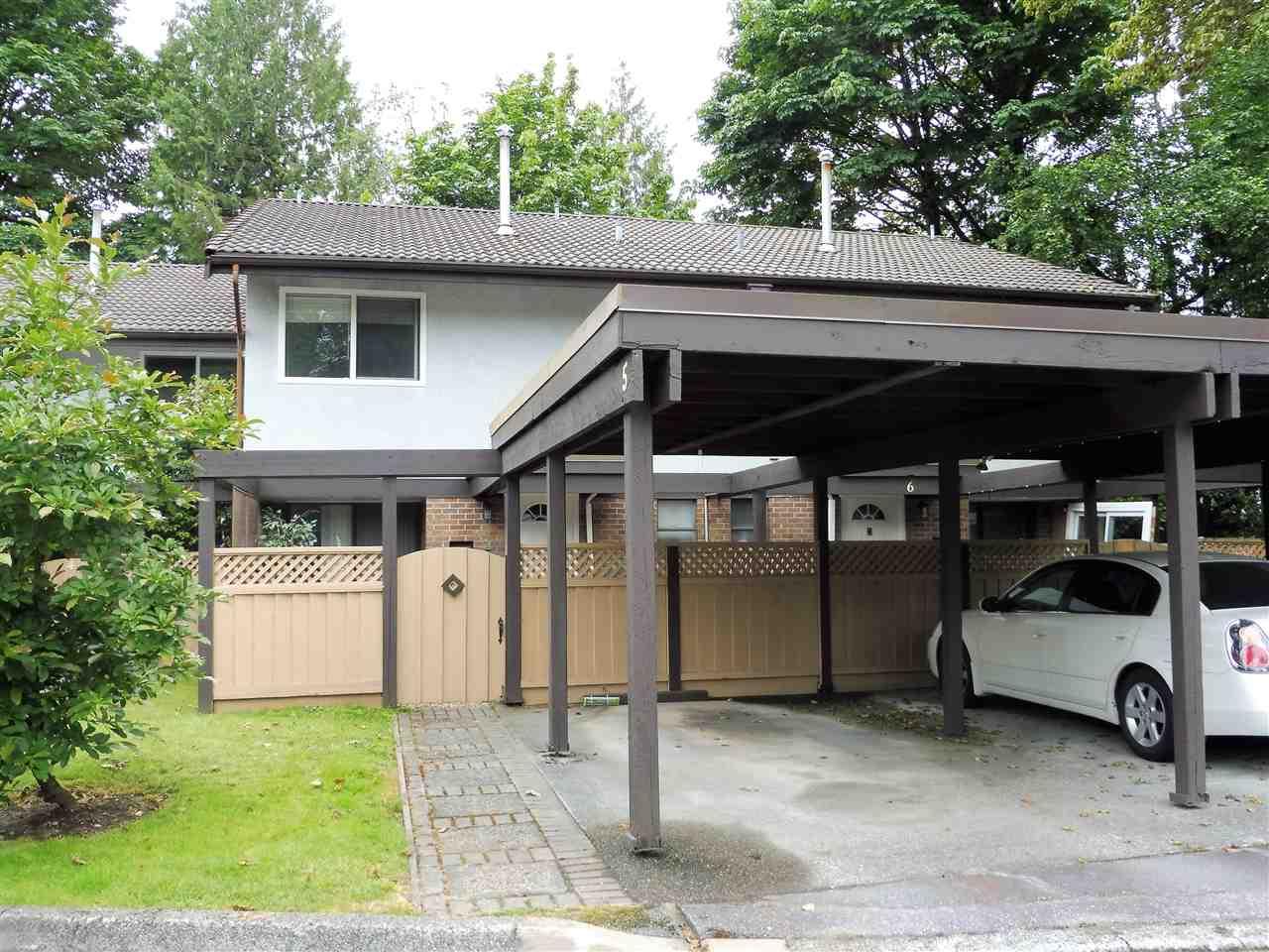 Sold: 5 - 3046 Coast Meridian Road, Port Coquitlam, BC