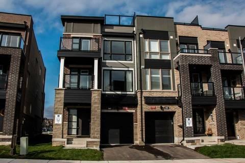 Townhouse for sale at 3067 Blacktusk Common  Unit 5 Oakville Ontario - MLS: W4444917