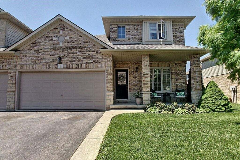Townhouse for sale at 310 Southbrook Dr Unit 5 Binbrook Ontario - MLS: H4088897