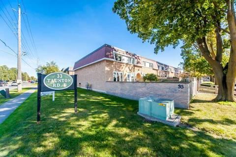 Condo for sale at 33 Taunton Rd Unit 5 Oshawa Ontario - MLS: E4610269
