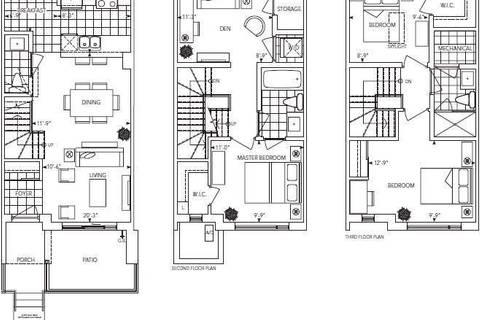 Condo for sale at 330 Village Green Sq Unit 5 Toronto Ontario - MLS: E4457802
