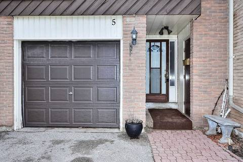 Condo for sale at 351 Military Tr Unit 5 Toronto Ontario - MLS: E4722620