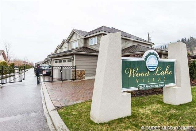 Townhouse for sale at 3618 Woodsdale Rd Unit 5 Lake Country British Columbia - MLS: 10204085