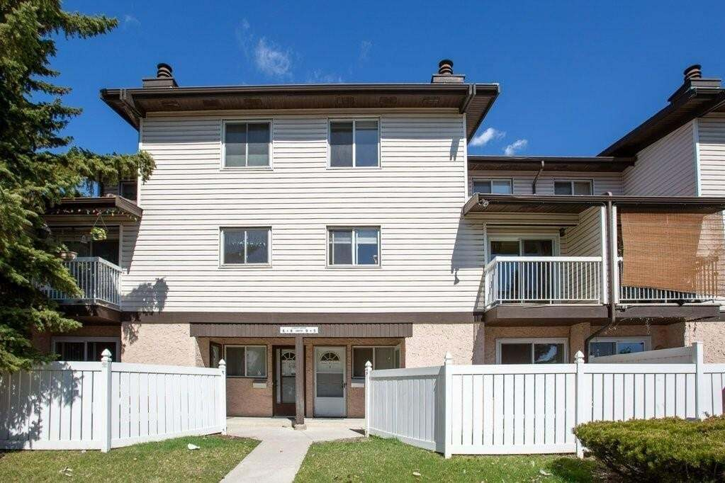 Townhouse for sale at 3705 Fonda Wy SE Unit 5 Forest Heights, Calgary Alberta - MLS: C4295031