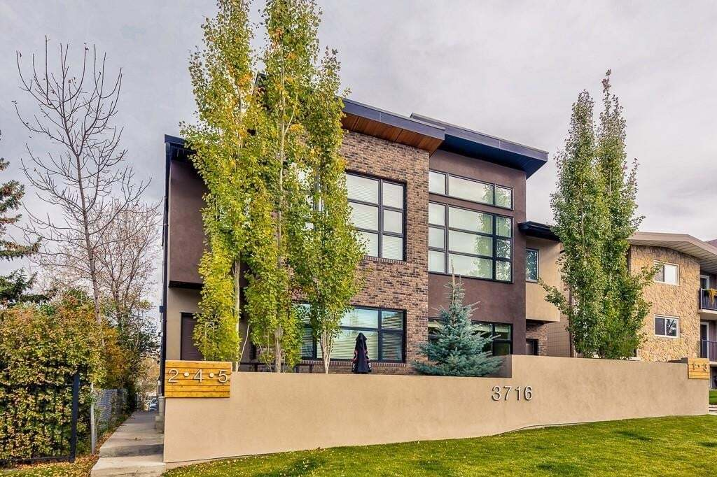 Townhouse for sale at 3716 15a St SW Unit 5 Altadore, Calgary Alberta - MLS: C4297666