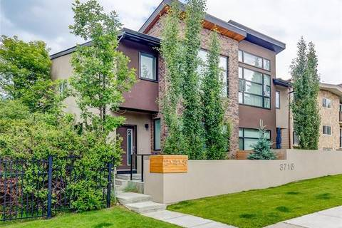 Townhouse for sale at 3716 15a St Southwest Unit 5 Calgary Alberta - MLS: C4228630