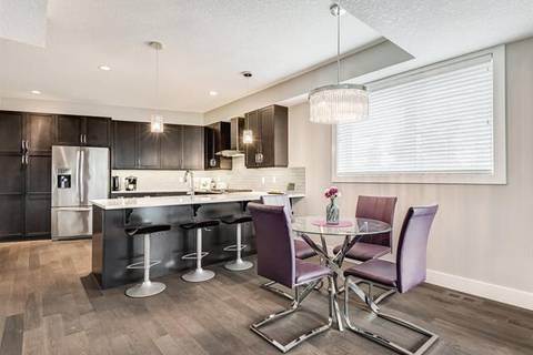 Townhouse for sale at 3716 15a St Southwest Unit 5 Calgary Alberta - MLS: C4286303