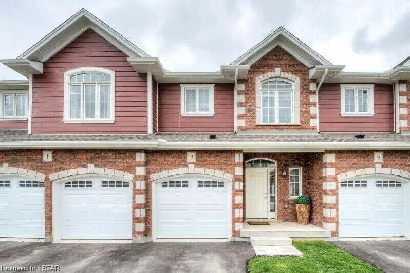 Townhouse for rent at 3967 Savoy St Unit 5 London Ontario - MLS: 263468