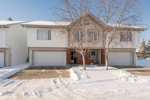 Townhouse for sale at 40 Cranford Wy Unit 5 Sherwood Park Alberta - MLS: E4143308