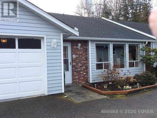 Townhouse for sale at 405 Craig St Unit 5 Parksville British Columbia - MLS: 466684