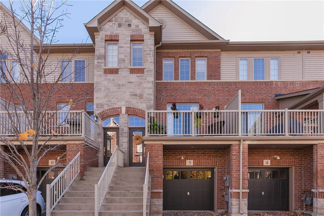 Townhouse for sale at 4165 Upper Middle Rd Unit 5 Burlington Ontario - MLS: H4066910
