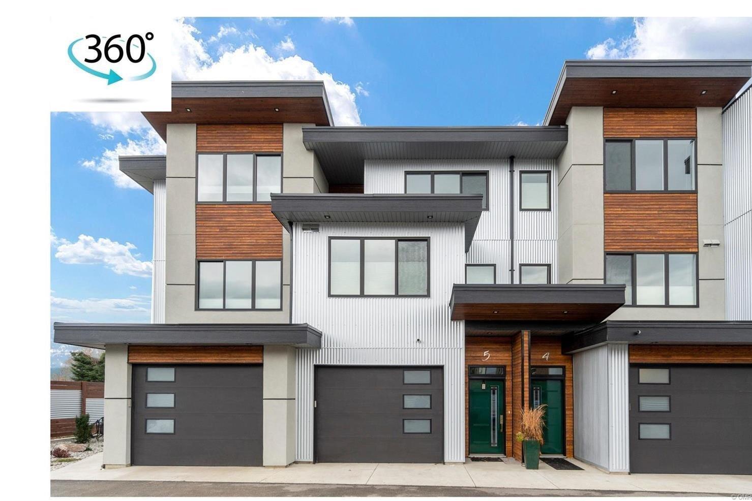 Townhouse for sale at 421 Hudson St Northwest Unit 5 Salmon Arm British Columbia - MLS: 10220297