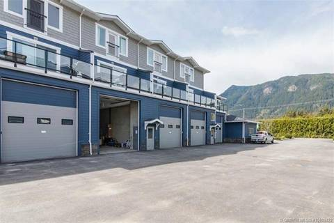 Townhouse for sale at 433 Finlayson St Unit 5 Sicamous British Columbia - MLS: 10181422