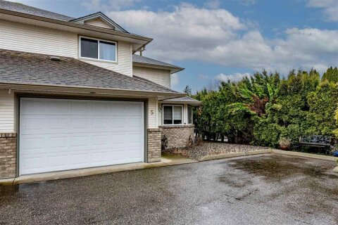 Townhouse for sale at 45456 Spadina Ave Unit 5 Chilliwack British Columbia - MLS: R2527488