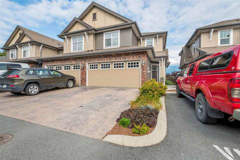Townhouse for sale at 45762 Safflower Cres Unit 5 Sardis British Columbia - MLS: R2391148