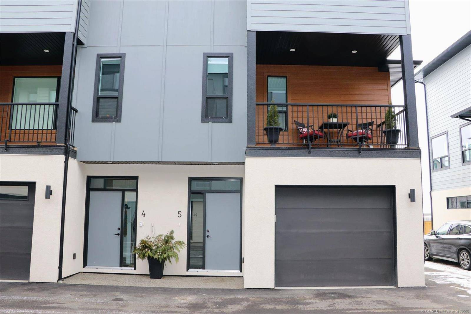 Townhouse for sale at 4602 20 St Unit 5 Vernon British Columbia - MLS: 10199668